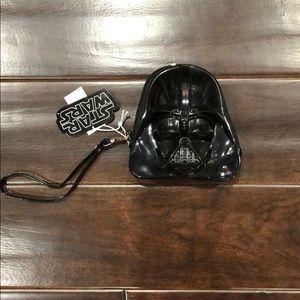 Star Wars x Darth Vader wristlet